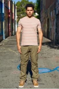Stevenson Recon Fatigue Trousers - New Slub Olive - Image 0