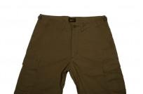 Stevenson Recon Fatigue Trousers - New Slub Olive - Image 2