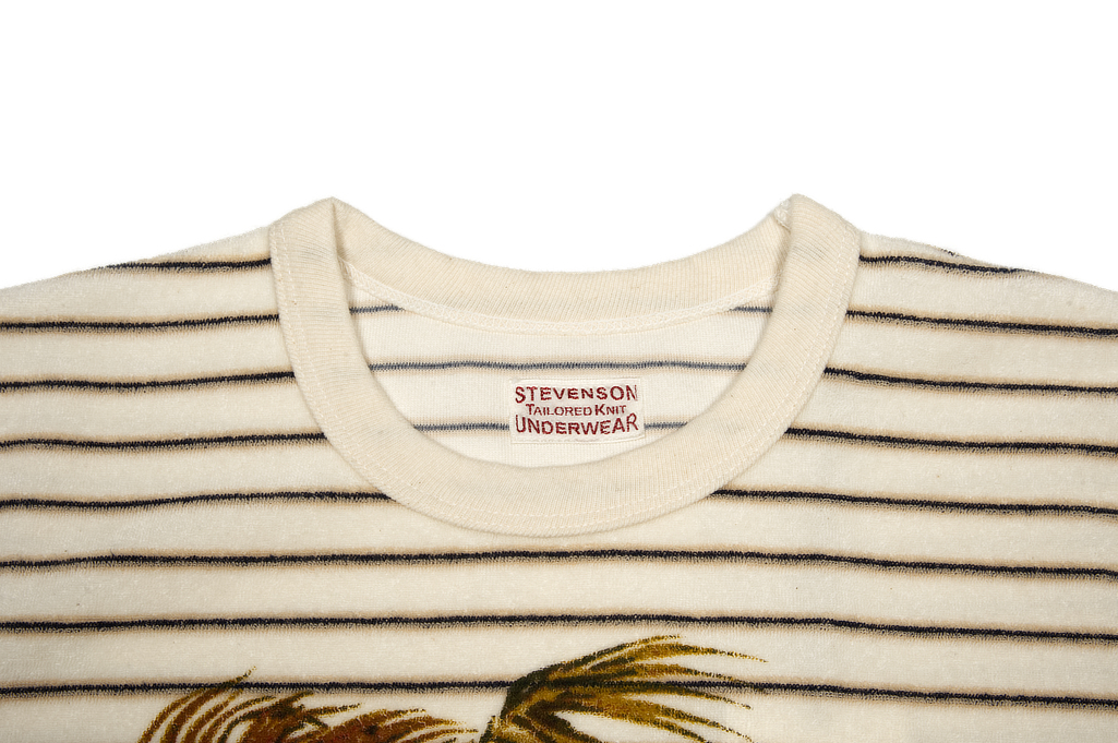Stevenson Sway-Tee Terry Cloth Shirt - Image 4
