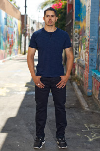 Iron Heart 777s-142OD Jeans - Slim Tapered 14oz Overdyed - Image 0