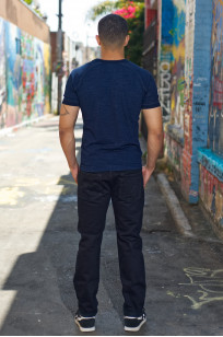 Iron Heart 777s-142OD Jeans - Slim Tapered 14oz Overdyed - Image 1