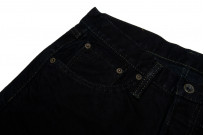 Iron Heart 777s-142OD Jeans - Slim Tapered 14oz Overdyed - Image 4