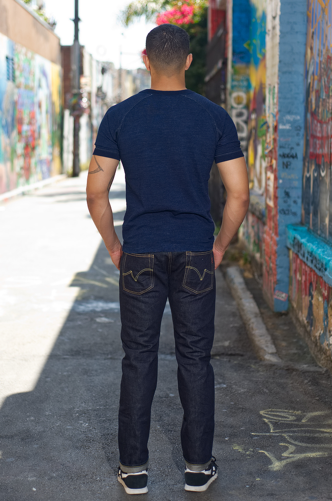 Iron Heart 777s-142 Jeans - Slim Tapered 14oz Denim - Image 1
