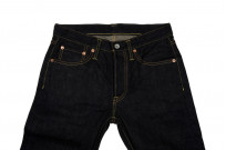Iron Heart 777s-142 Jeans - Slim Tapered 14oz Denim - Image 3