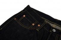 Iron Heart 777s-142 Jeans - Slim Tapered 14oz Denim - Image 4