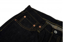 Iron Heart 777s-142 Jeans - Slim Tapered 14oz Denim - Image 4