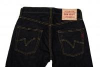 Iron Heart 777s-142 Jeans - Slim Tapered 14oz Denim - Image 5