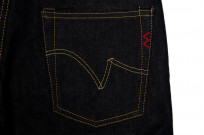 Iron Heart 777s-142 Jeans - Slim Tapered 14oz Denim - Image 6