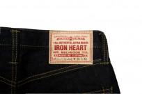 Iron Heart 777s-142 Jeans - Slim Tapered 14oz Denim - Image 7