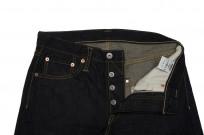 Iron Heart 777s-142 Jeans - Slim Tapered 14oz Denim - Image 9