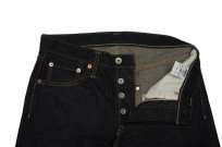 Iron Heart 777s-142 Jeans - Slim Tapered 14oz Denim - Image 9