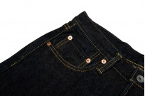 Iron Heart 777s Jeans - Slim Tapered 21oz - Image 4