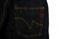 Iron Heart 777s Jeans - Slim Tapered 21oz - Image 6