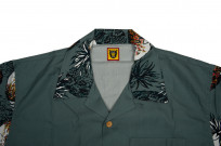 Human Made Cotton Button'd Shirt - Pineapple Moments - Image 3