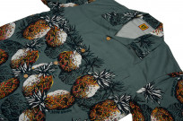 Human Made Cotton Button'd Shirt - Pineapple Moments - Image 4