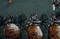 Human Made Cotton Button'd Shirt - Pineapple Moments - Image 5