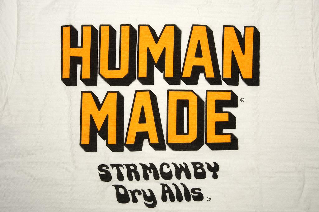 Human Made Slub Cotton T-Shirt - STRMCWBY - Image 2