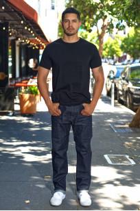 Rick Owens DRKSHDW Detroit Jeans - Made In Japan Indigo - Image 0