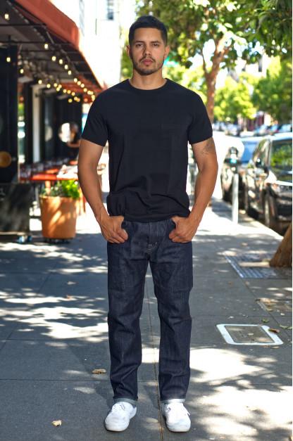 Rick Owens DRKSHDW Detroit Jeans - Made In Japan Indigo