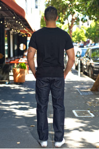 Rick Owens DRKSHDW Detroit Jeans - Made In Japan Indigo - Image 1