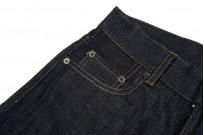Rick Owens DRKSHDW Detroit Jeans - Made In Japan Indigo - Image 4