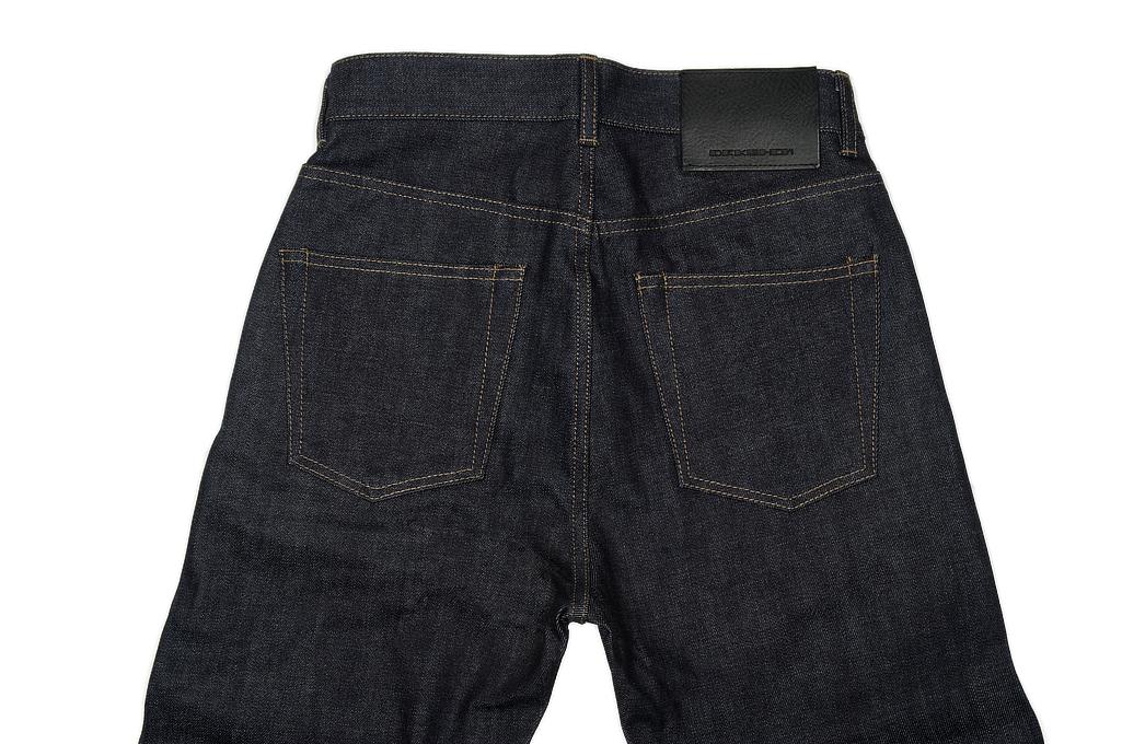 Rick Owens DRKSHDW Detroit Jeans - Made In Japan Indigo - Image 8