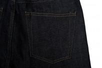Rick Owens DRKSHDW Detroit Jeans - Made In Japan Indigo - Image 9