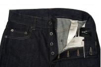 Rick Owens DRKSHDW Detroit Jeans - Made In Japan Indigo - Image 12