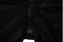 Rick Owens DRKSHDW Detroit Jeans - Made In Japan Black Waxed - Image 7