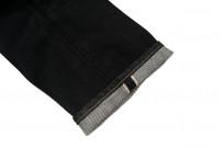 Rick Owens DRKSHDW Detroit Jeans - Made In Japan Black Waxed - Image 11