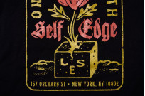 Self Edge Graphic Series T-Shirt #9 - Lower East Side - Image 5
