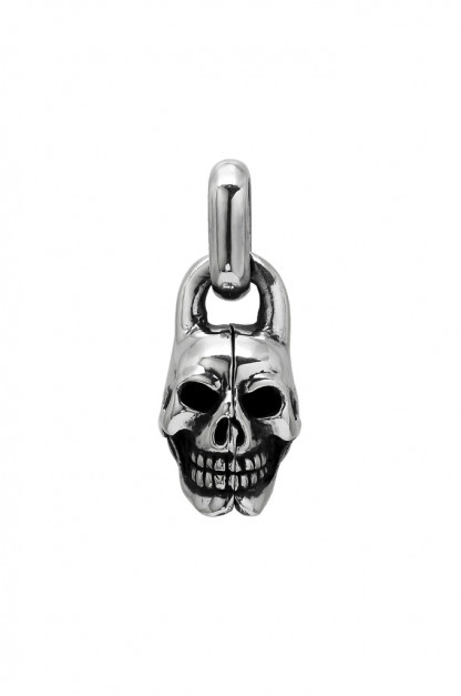 Good Art Skull Pendant - Split