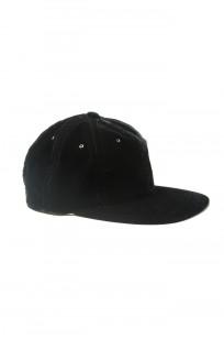 Poten Japanese Made Cap - Black Velvet - Image 0