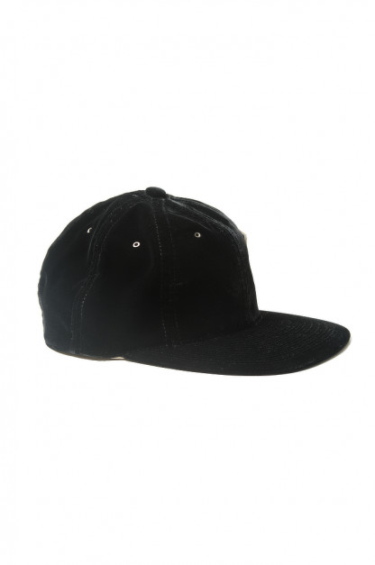 Poten Japanese Made Cap - Black Velvet