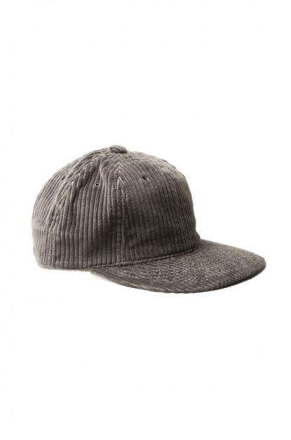 Poten Japanese Made Cap - Gray Cord