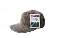 Poten Japanese Made Cap - Gray Cord - Image 2
