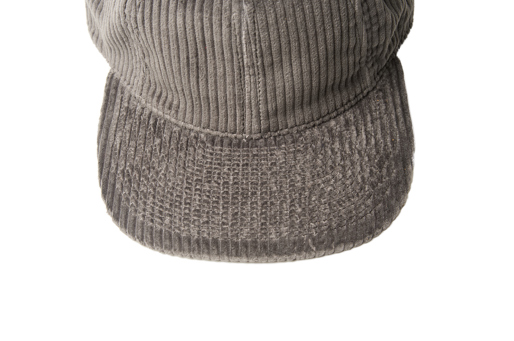 Poten Japanese Made Cap - Gray Cord - Image 3