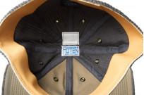 Poten Japanese Made Cap - Gray Cord - Image 5