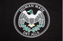 Human Made Slub Cotton T-Shirt - Flying Emblem - Image 3