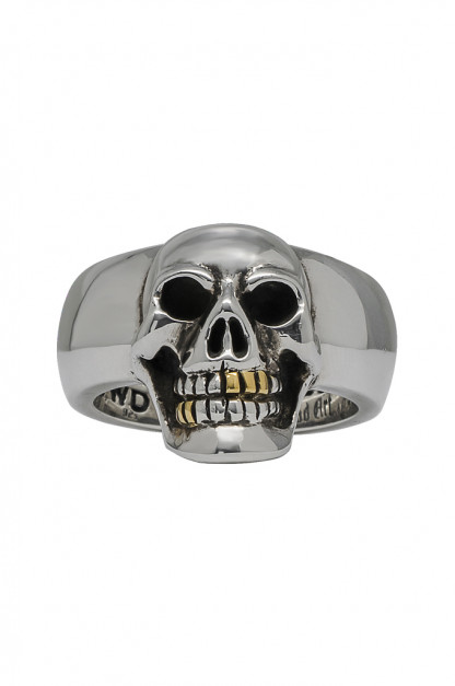 Good Art Jack Moto Ring w/ 22k Teeth