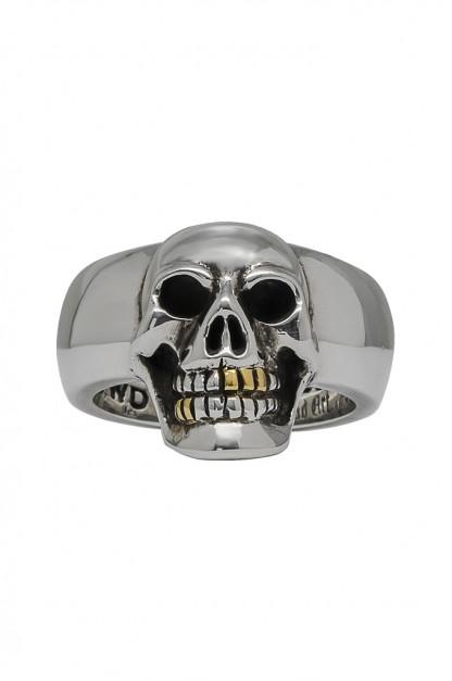 Good Art Jack Moto Ring w/ 22k Teeth