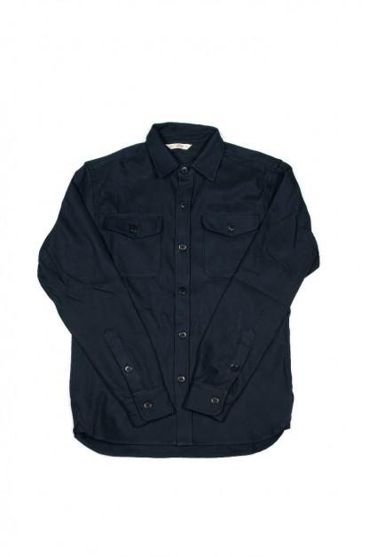 3sixteen CPO Shirt - Navy Twill