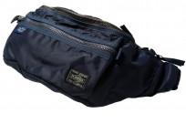 Buzz Rickson x PORTER Waist/Shoulder Bag - Navy - Image 1