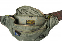 Buzz Rickson x PORTER Waist/Shoulder Bag - Sage Green - Image 5