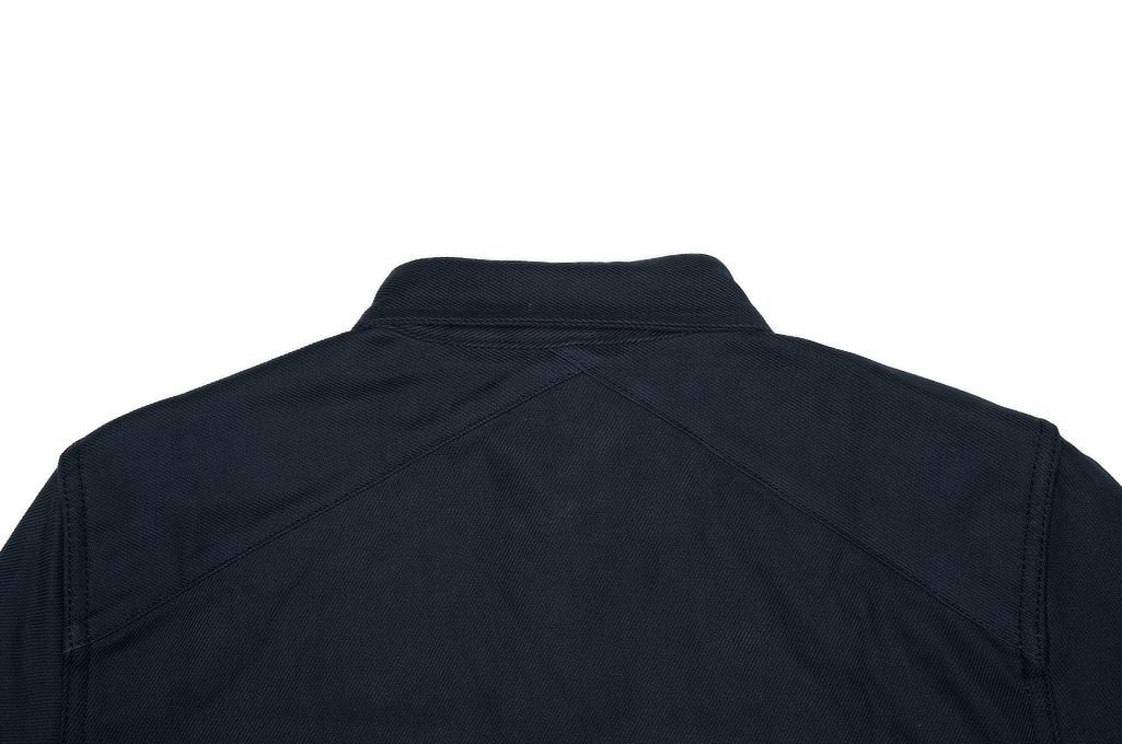 3sixteen CPO Shirt - Navy Twill - Image 6