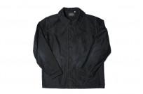 Sugar Cane Moleskin French Work Jacket - Aged Black - Image 2
