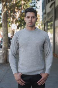 Stevenson Absolutely Amazing Merino Wool Thermal Shirt - Light Gray - Image 0