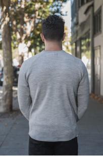 Stevenson Absolutely Amazing Merino Wool Thermal Shirt - Light Gray - Image 1