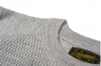 Stevenson Absolutely Amazing Merino Wool Thermal Shirt - Light Gray - Image 5