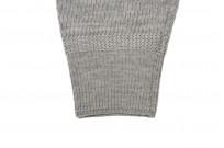 Stevenson Absolutely Amazing Merino Wool Thermal Shirt - Light Gray - Image 6